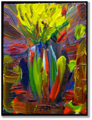 Fascinated Tulip, 2010
